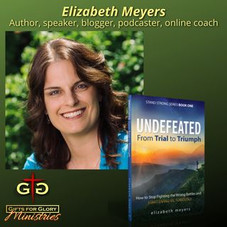 Elizabeth Meyers Author and Podcaster