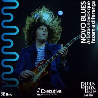 Blues Box - Rádio Executiva - 22 de Fevereiro de 2020