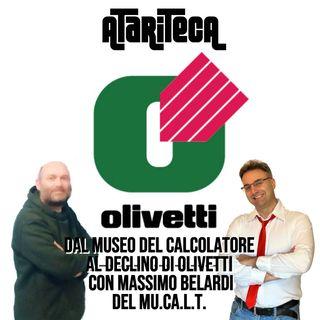 Speciale Il MUSEO DEL CALCOLATORE e il tracollo di OLIVETTI con Massimo Belardi