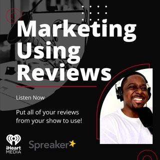 Strategy Session - Market Your Podcast Using Reviews