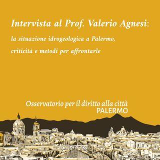 Valerio Agnesi: Palermo e l'acqua