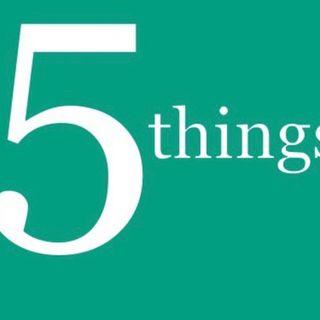 #bologna 5 things in quarantine