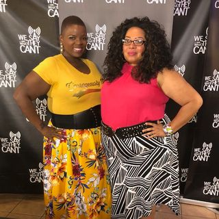 Courageously Curvy Radio feat Queen Diva