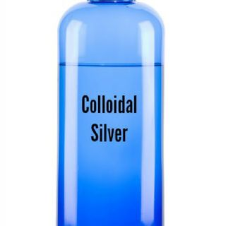 Federal Government's War on Colloidal Silver +