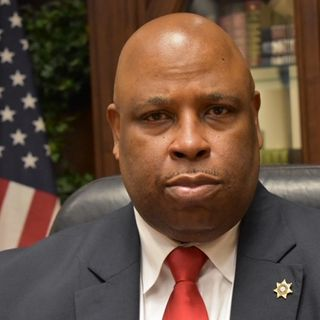 EP: 196 Joining Me At The Table Today Is Sheriff Candidate Curtis Clemons