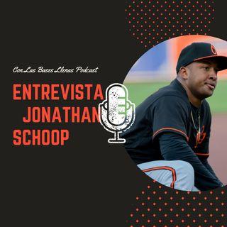 Entrevista con la segunda base Jonathan Schoop