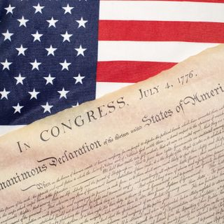 July 4, 1776 - 'You Are There'!