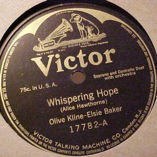 Whispering Hope - Morning Manna #2634