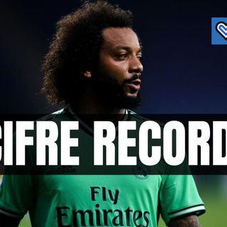 Real Madrid, il record di Marcelo: oltre 1 milione di euro di multe pagate!