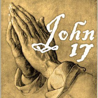 Jesus' High Priestly Prayer (Pt. 1) ~ John 17:1-5 ~ 11/01/15