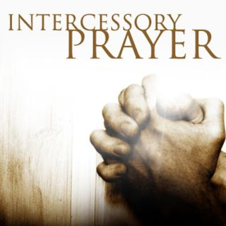 Intercessory Prayer -- How many People are Enough