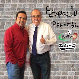 Un toque de Informacion mezclada con buen ambiente, solo en Espacio Deportivo de la Tarde 12 de Marzo 2019
