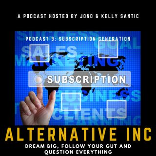 Podcast 3 - Subscription Generation