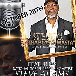 Stevie B's Acappella Gospel Music Blast - Episode 10