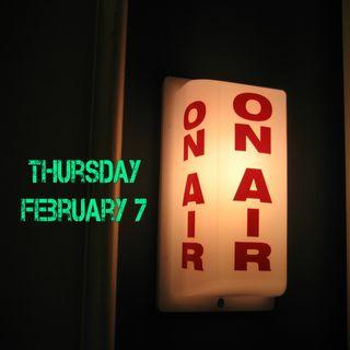 Thursday, February 7th