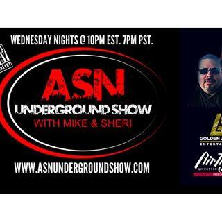 ASN Underground With Mike & Sheri - NIN, Biopsy, Southwest oh my
