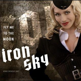 Warp My Tardis Podcast: Iron Sky Movie Review, and SCI FI round up.