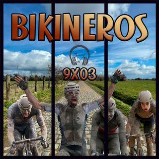 BKN 9X03 Lo de la Paris-Roubaix, la QH y movidas de piratas