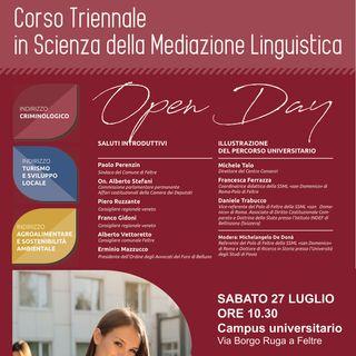 Corso in Scienza della Mediazione Linguistica a Feltre