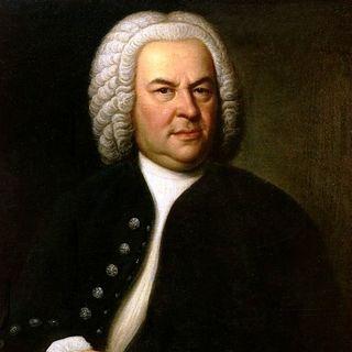 Il  Maggio Organistico presenta ... Musiche di J. S. Bach  - Stefano Innocenti, organo