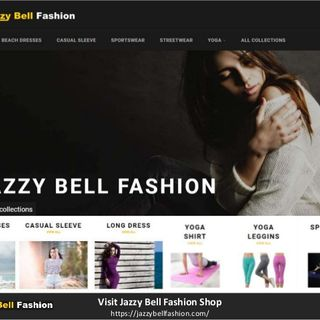 Jazzy Bell Fashion - Women Fashion Clothing Shop