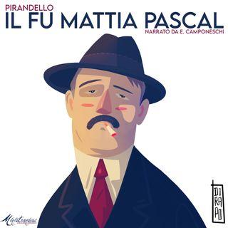 Il Fu Mattia Pascal - L. Pirandello