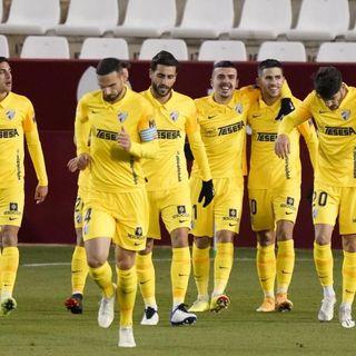 Crónica/Resumen Jornada 20 Albacete-Málaga CF
