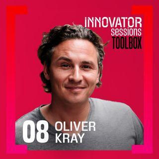 Toolbox: Oliver Kray verrät seine wichtigsten Werkzeuge und Inspirationsquellen