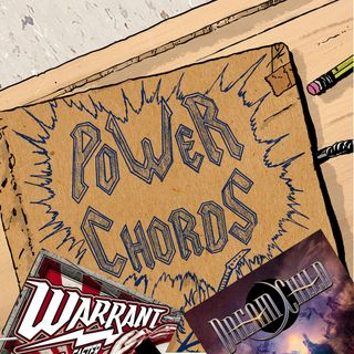 Power Chords Podcast: Track 26--Warrant and Dream Child