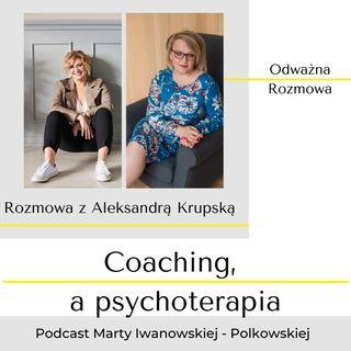 Coaching, a psychoterapia