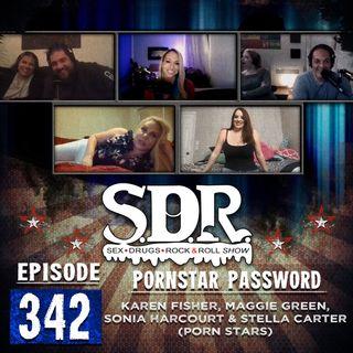 Karen Fisher, Maggie Green, Sonia Harcourt & Stella Carter (Porn Stars) - Pornstar Password