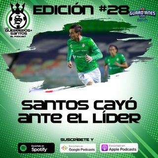 Ep28: Santos no pudo ante el León | J16 | Guard1anes 2020