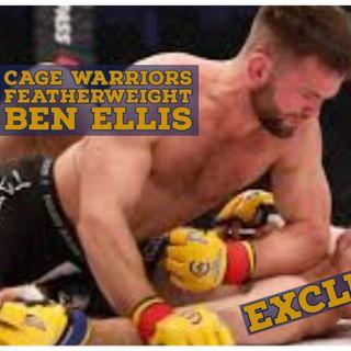 #278 #EXCLUSIVE 'The Welsh Khabib' Cage Warriors Star Ben Ellis