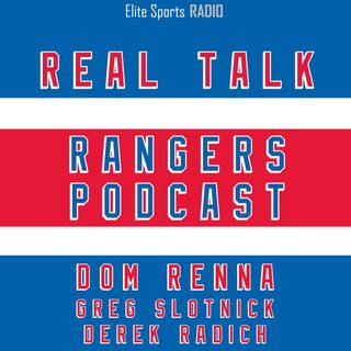Real Talk Rangers Podcast: Hockey Hair, the principal's office, and that playoff feeling