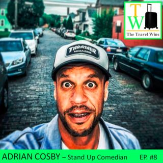Adrian Cosby - Laughs On The Road