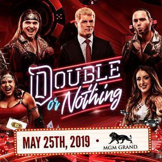 TV Party Tonight: AEW - Double or Nothing