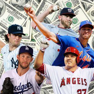 Los 20 peloteros mejor pagados en el beisbol de Grandes Ligas