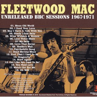 ESPECIAL FLEETWOOD MAC LIVE AT BBC 1967 1971 PT02 #FleetwoodMac #LiveAtBBC #stayhome #startrek #ps5 #blacklivesmatter #twd #sdcc #bugsbunny