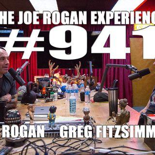 #941 - Greg Fitzsimmons