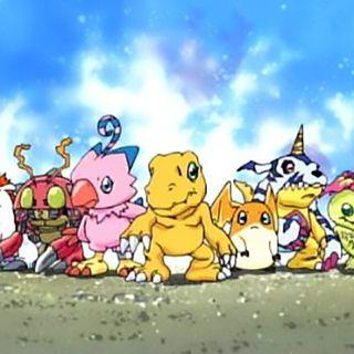 """RADIO GIAFFY - 23/10/19 """"Digimon"""" (5di5)"""