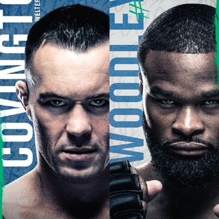 Preview Of The UFCVegas 11 Card Headlined By Welterweights Colby Covington - Tyron Woodley In Las Vegas Live On ESPN