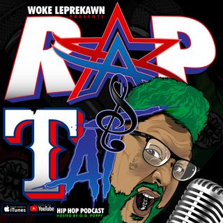 Rap N Tat podcast hosted by OG Poppy