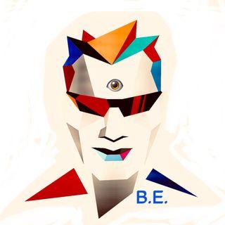 B. E.