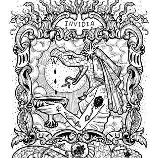 Avsnitt 28. De sju dödssynderna (& kardinaldygderna) - Del 4 av 7 (avund & välvilja)