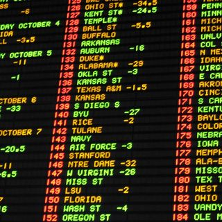 Gameday IQ: The potential winners and losers in the future of legalized sports gambling in the United States.
