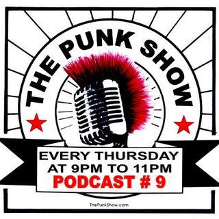 The Punk Show # 9 - 03/28/2019