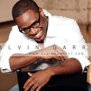 Grammy-nominated singer/songwriter Alvin Garrett on #ConversationsLIVE