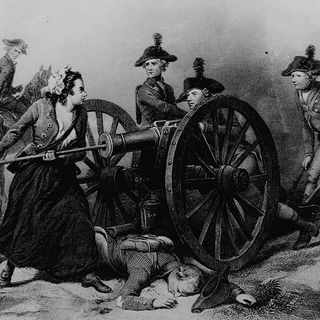 LSR RadioBio: Who Was Molly Pitcher?