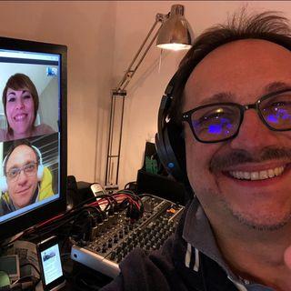 421 - Dopocena con... Federica De Bortoli e Stefano Crescentini - 26.03.2020