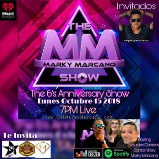 The6AnniversaryShow | Invitado Cachimbo | Artistas y Celebraciones